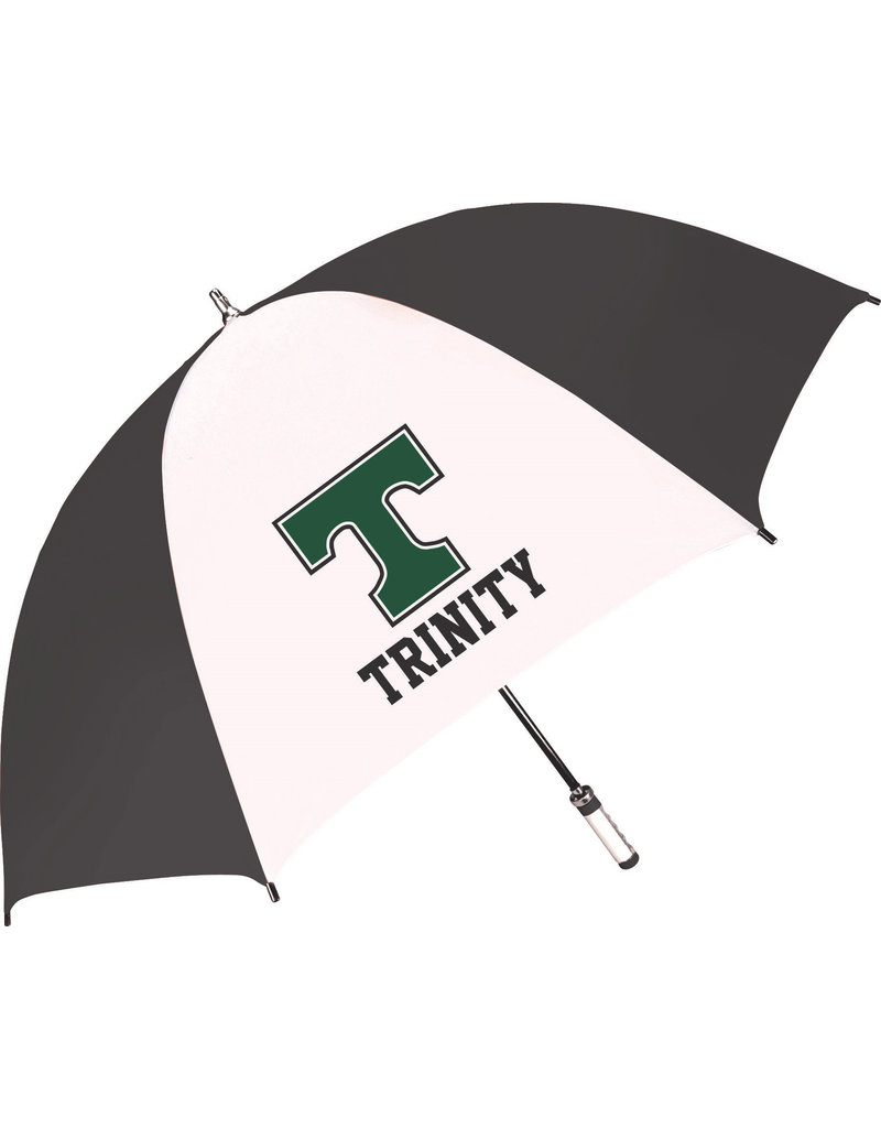 Stormduds Golf Umbrella Black White Pattern