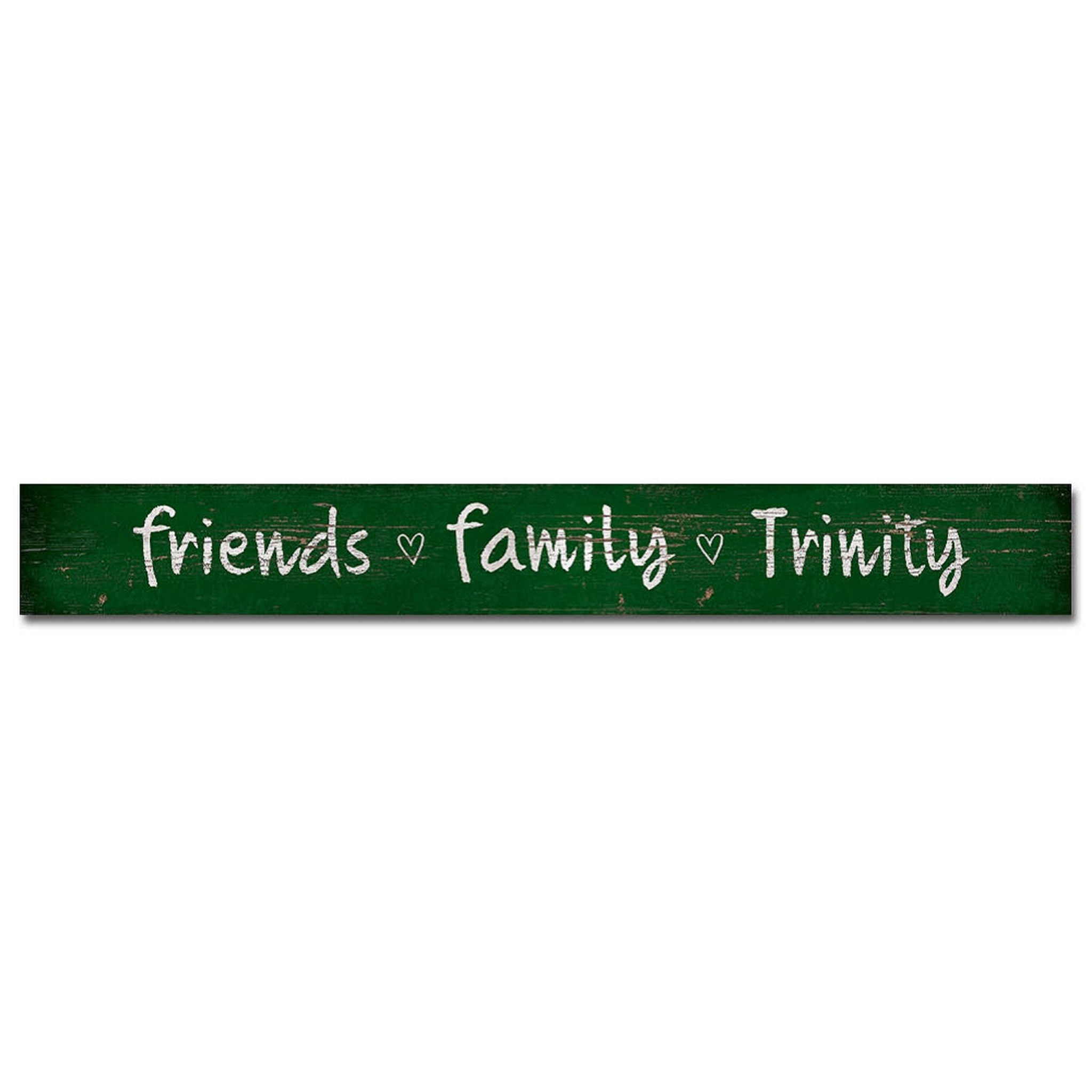 Legacy Athletics Friends Family Trinity Plaque