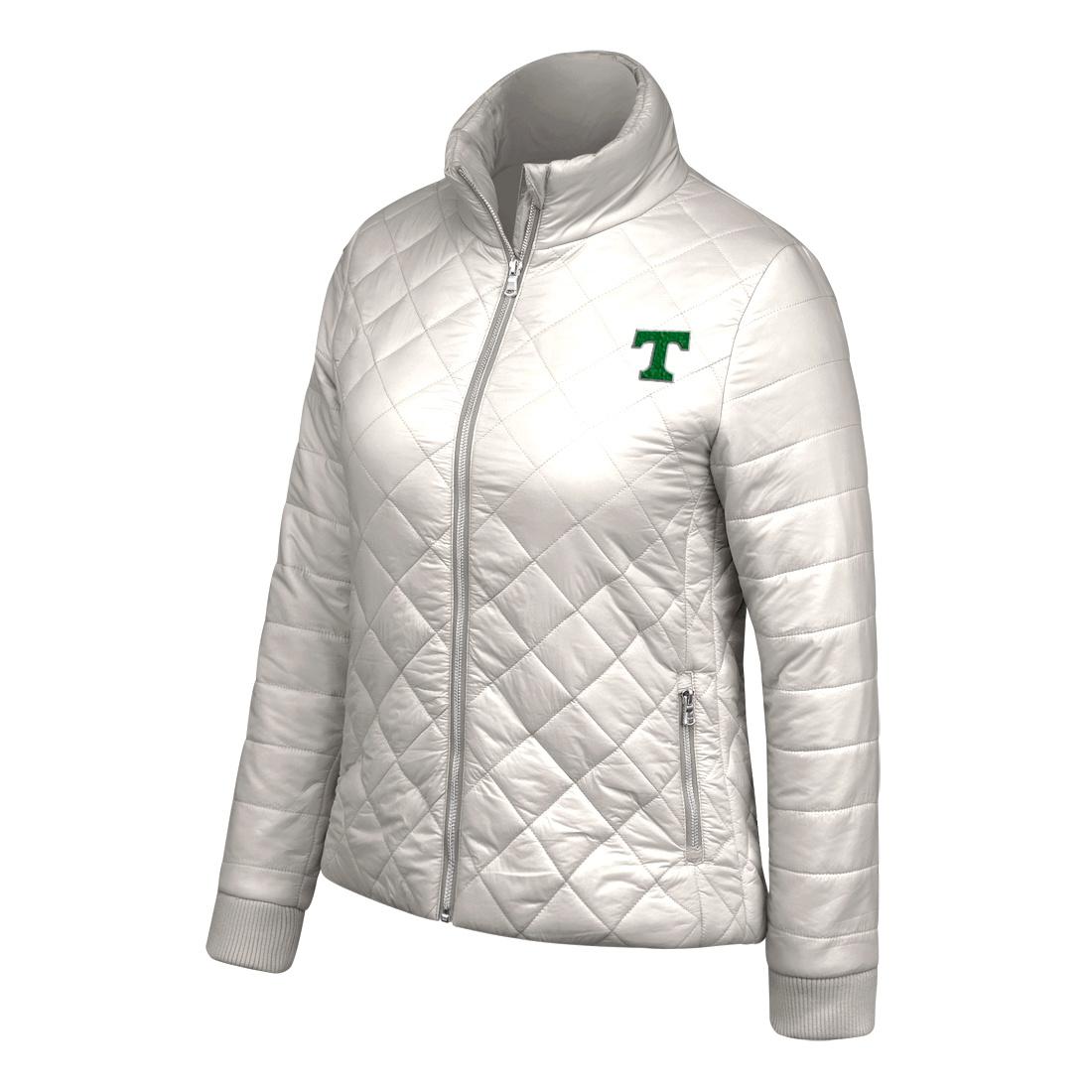 Top of the World Diamond Lightweight Puffer Jacket