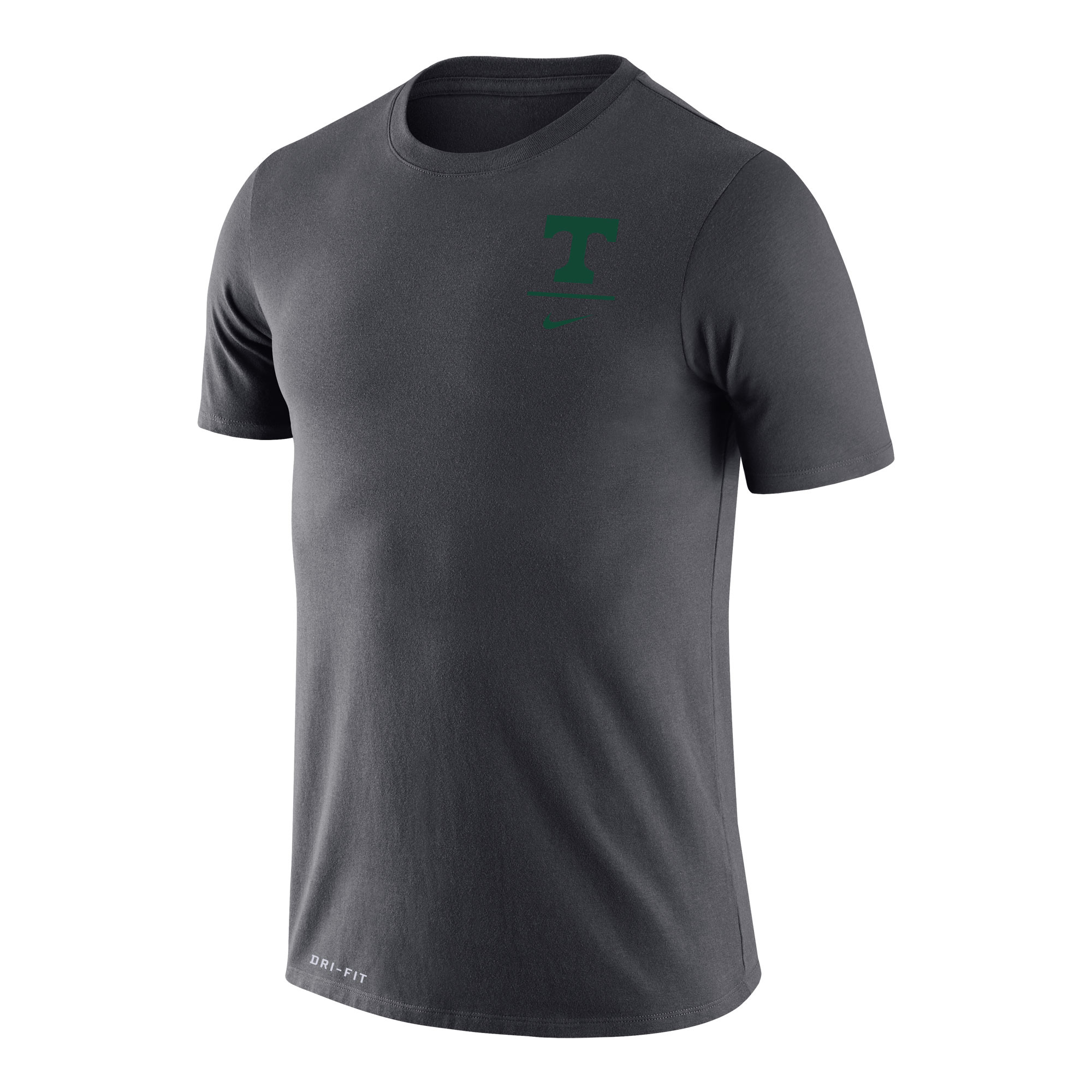Nike Nike New Dri-Fit  Anthracite S/S Tee