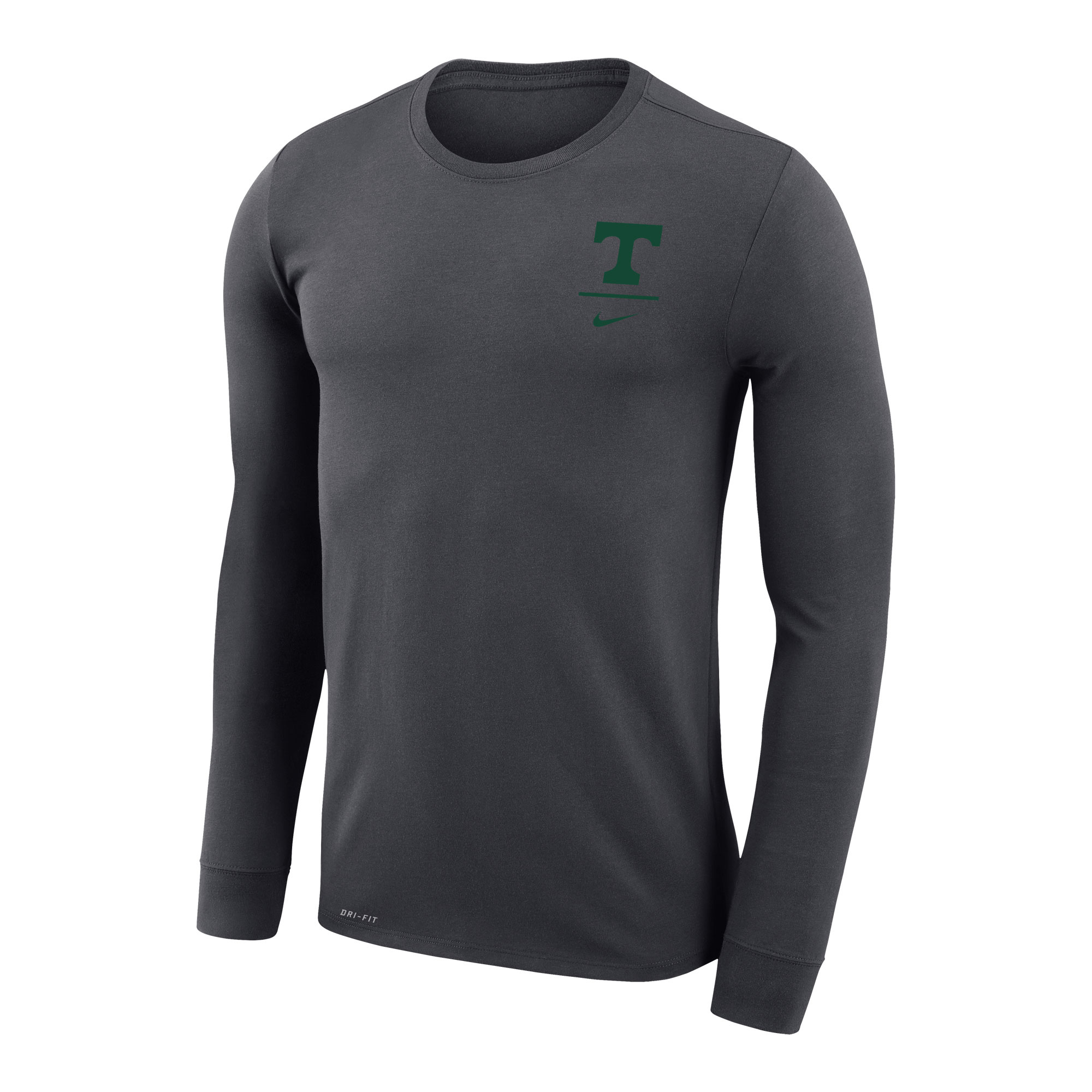 Nike Nike New Dri-Fit  Anthracite L/S Tee