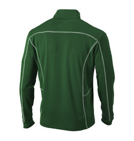 Columbia Omni Wick Shotgun 1/4 Zip Green