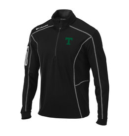 Columbia Omni Wick Shotgun 1/4 Zip Black