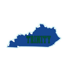 Blue 84 Blue 84 Blue Kentucky Sticker