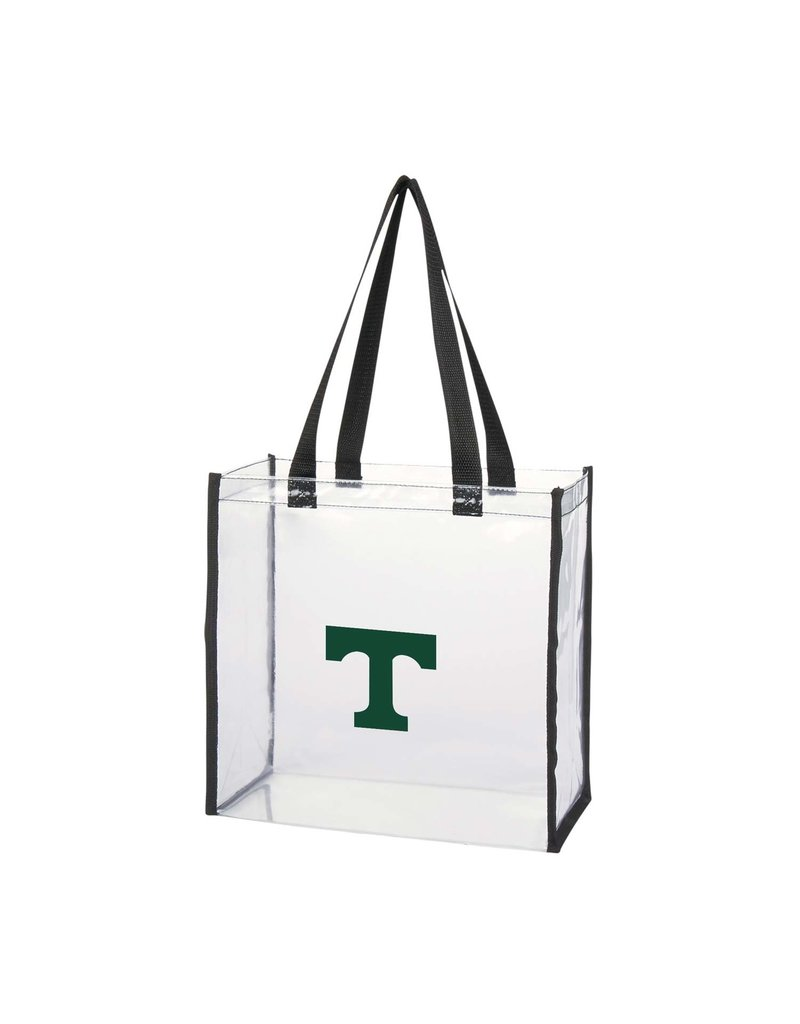 MCM Brands Clear Tote Bag