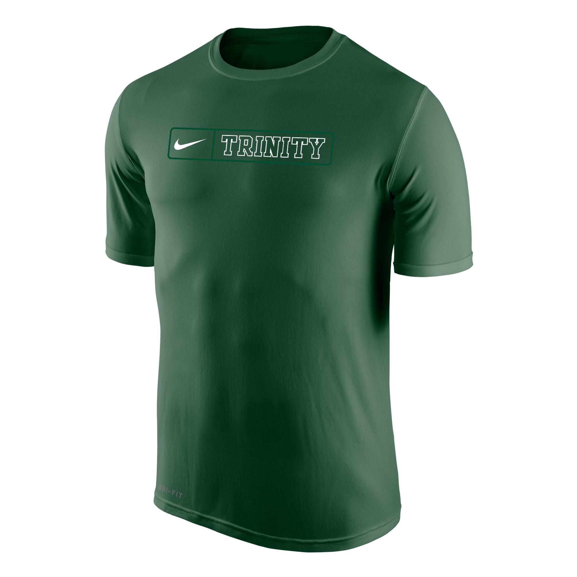 Nike Nike New Legend Green Dri Fit Tee New 2020