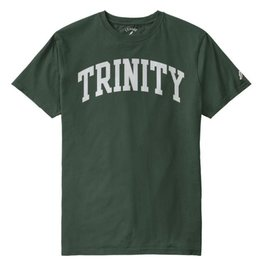 League League Vintage Hunter Green Cotton Tee