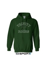 CI Sports Final Sale CI Sports Green Hoodie