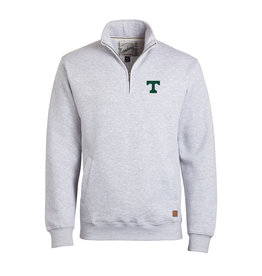 Uscape Uscape Grey Cotton 1/4 Zip