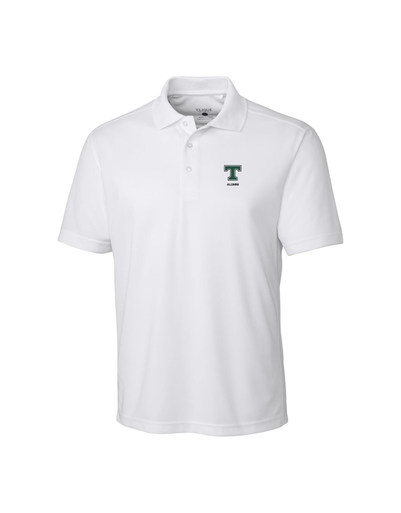 cutter buck Alumni White Ice Pique Polo