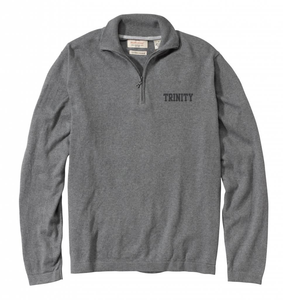 MV Sports 1/4 Zip Sweater Cashmere Cotton