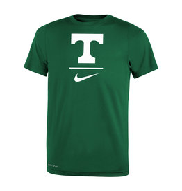 Nike Nike Youth Green Dri Fit Tee 2021