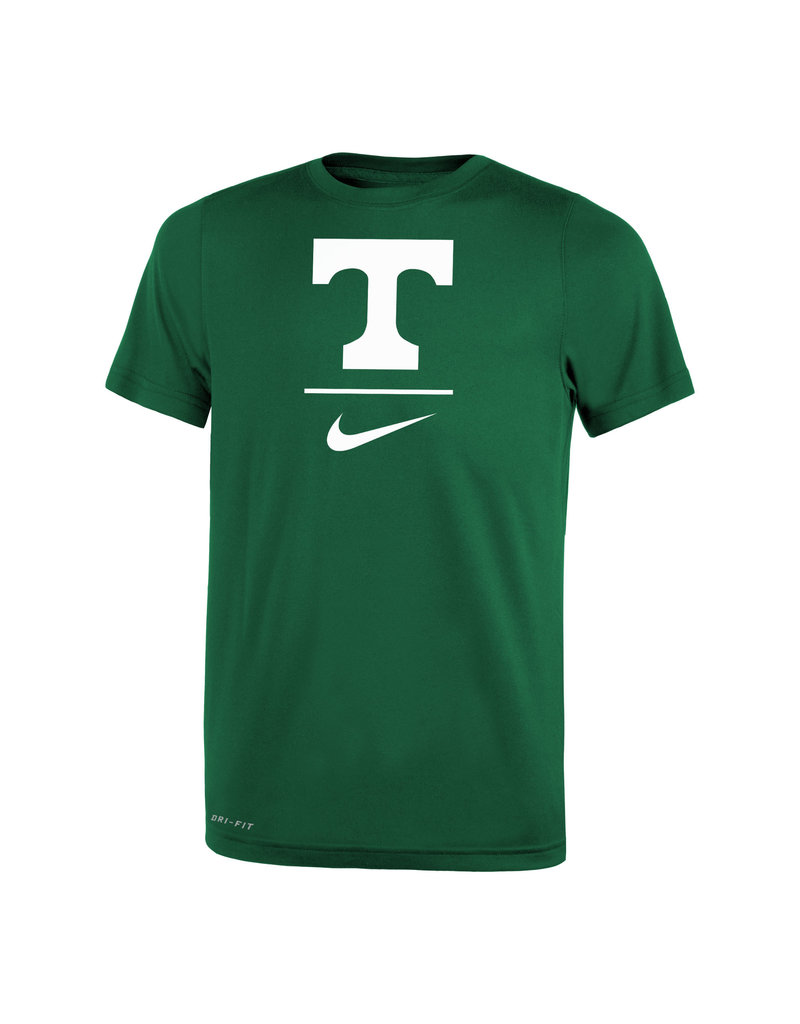 Nike Nike Youth Green Dri Fit Tee 2020