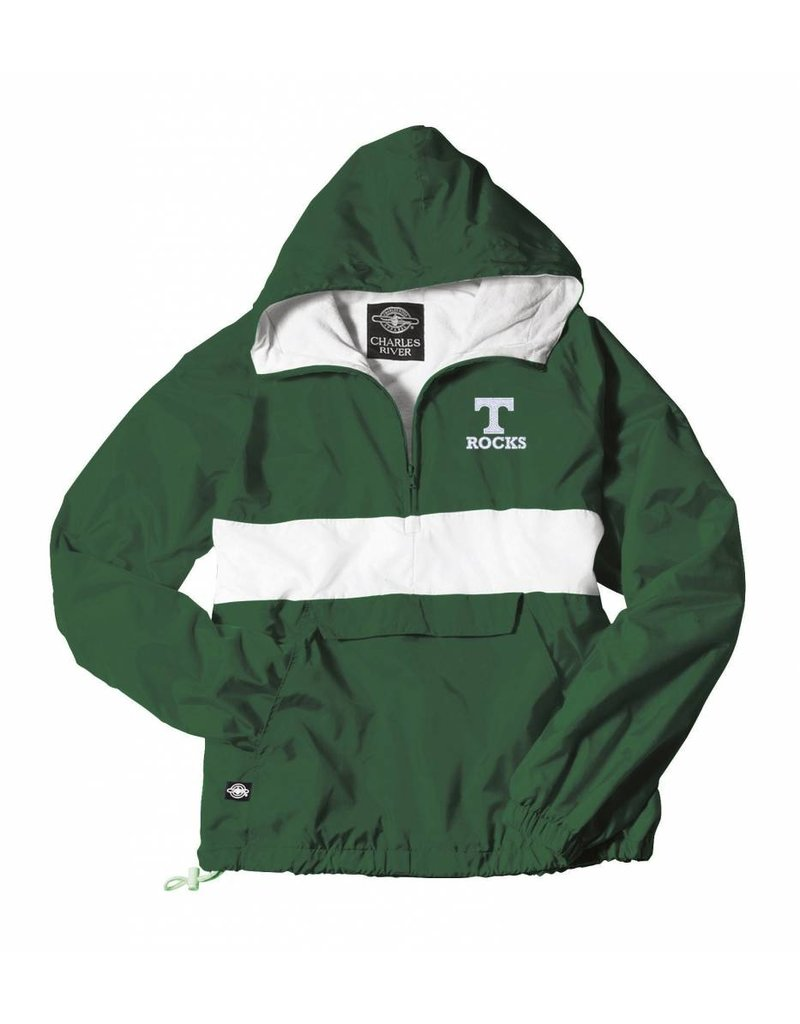 Charles River Classic Stripe Pullover