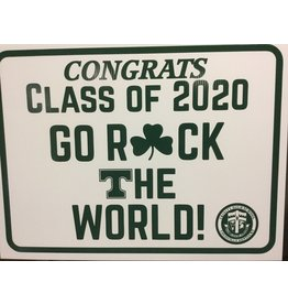 ASIGNS Graduation Yard Sign 2020