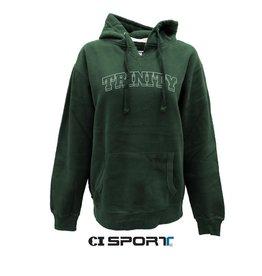 CI Sports New Green V-Notch Soft 80/20 Cotton Hood