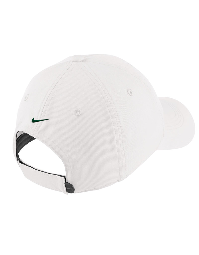 Nike Nike Tech White Shamrock Hat Dri Fit