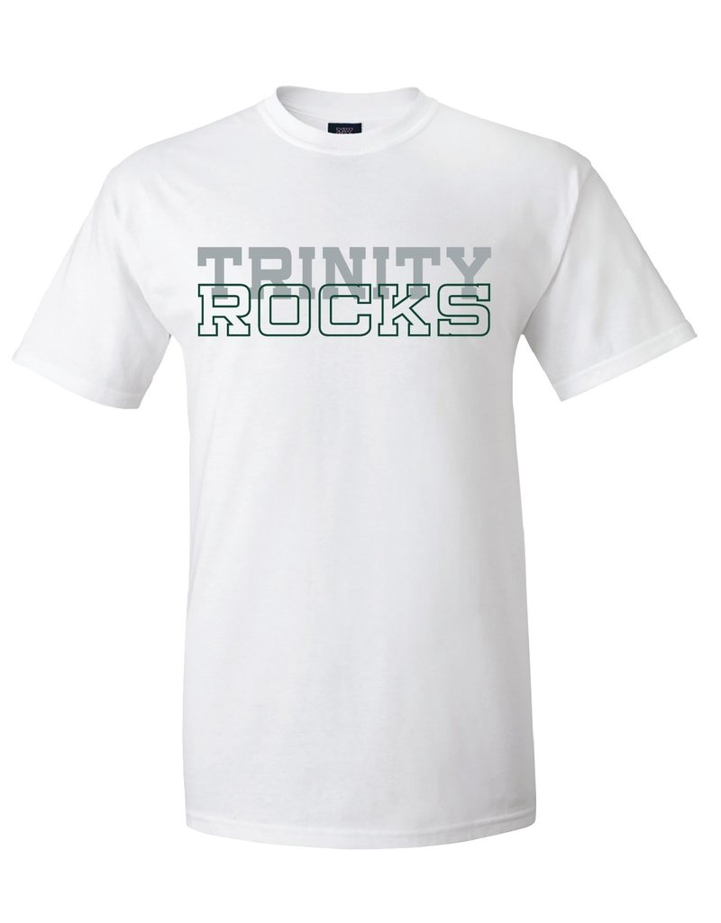 MV Sports Trinity/Rocks Tee Shirt White