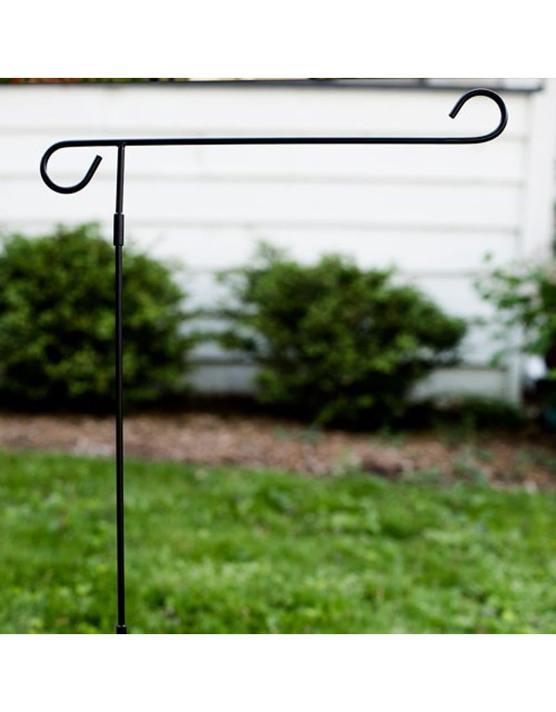 Sewing Concepts Garden Flag Metal Stand