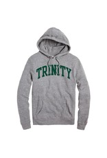 League League Heritage Hood Fall Heather Green Ink Graphic