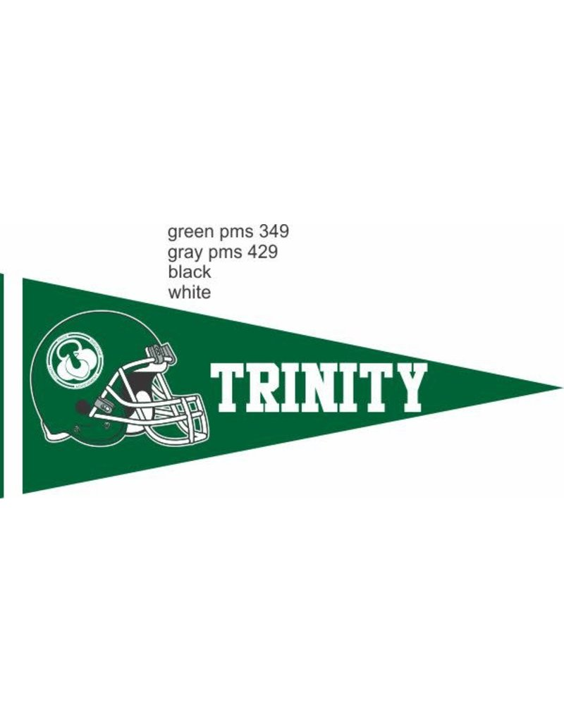 Sewing Concepts Pennant Football Helmet Trinity