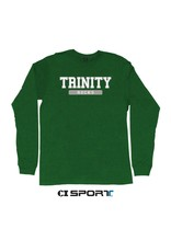 CI Sports Green Long Cotton 60/40 Tee