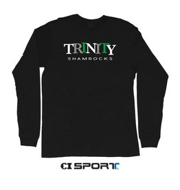 CI Sports Black  Short Prewash Soft Cotton Long Sleeve Tee