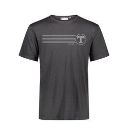 MV Sports Final Sale Coollast Workout Tee Charcoal Black
