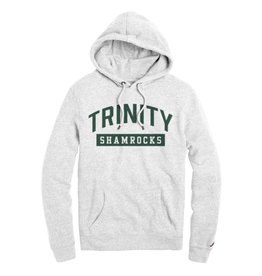 League League White Soft Triblend Hoodie
