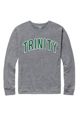 League League Long Sleeve Tri-Blend Trinity Graphic