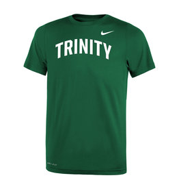 Nike Nike Youth Green Dri Fit Tee Trinity Graphic