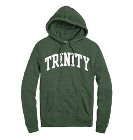 League League Heather Green Hood ML510