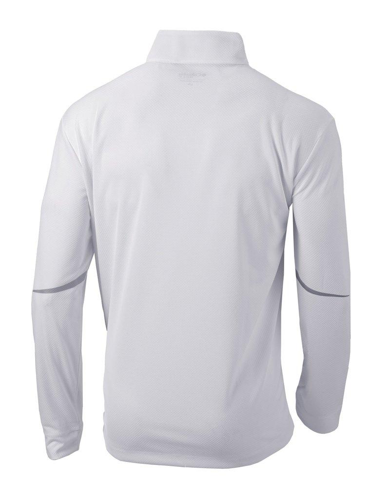 OCS New 2021 Columbia Omni Wick Scorecard Pullover White