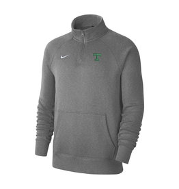 Nike Discounted Nike Grey Cotton 1/4 Zip School Approved