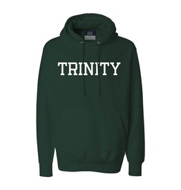 MV Sports Green Classic 80/20 Cotton Hoodie TRINITY