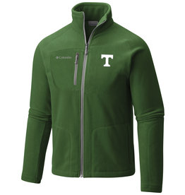 OCS Columbia Fast Trek 11 Full Zip Forest