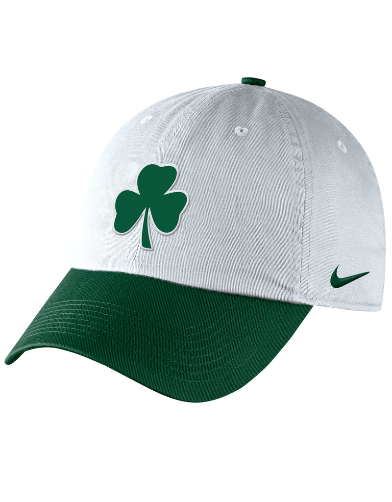 Nike Nike Color Block Cotton Hat with Shamrock