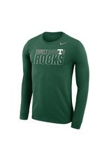 Nike Nike Legend L/S Green sideline graphic NEW 2021
