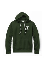 League League Stadium Green Hoodie Left Chest Embroidery