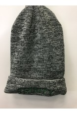 The Game Black Heather Knit Hat