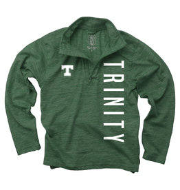 Wes & Willy Youth  Dri-Fit 1/4 Zip! Perfect for the true Trinity Fan!