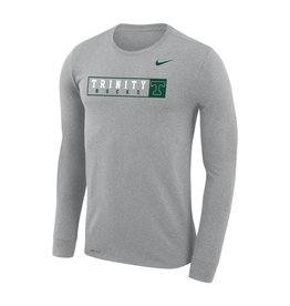 Nike Nike New Dark Heather Box Graphic Long Sleeve