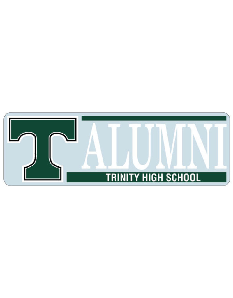 Angelus Pacific Decal Trinity Alumni