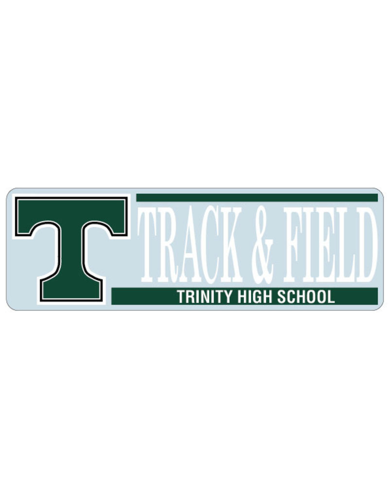 Angelus Pacific Decal Trinity Track and Field