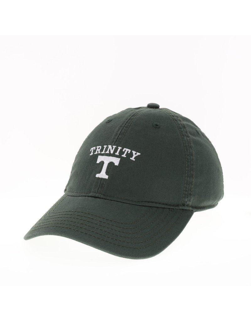 Legacy Athletics Legacy Green Cotton Hat T-Trinity Arch