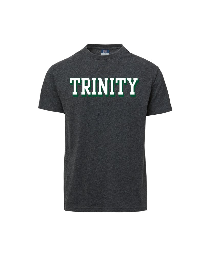 MV Sports Trinity Charcoal Sustainable Tee