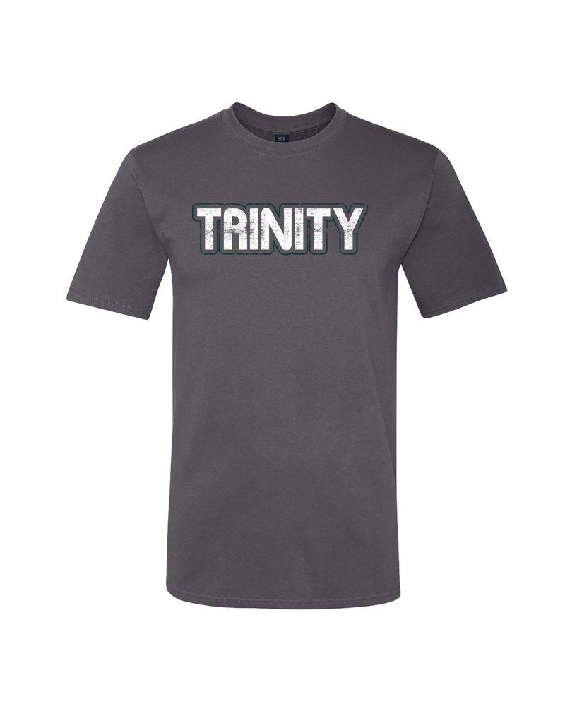 MV Sports Graphite Trinity Ringspun Cotton Tee
