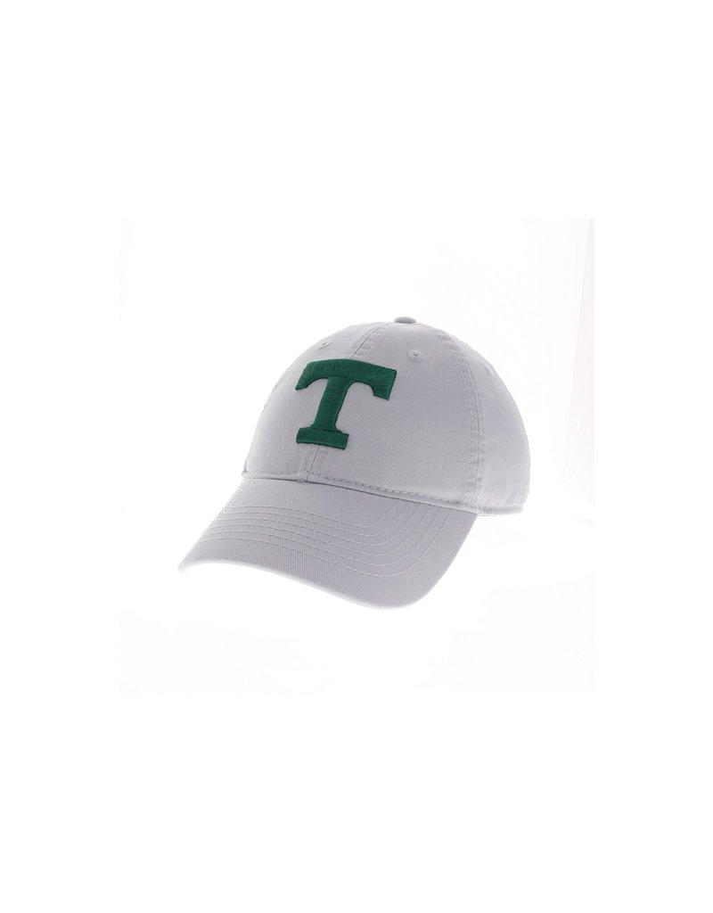 Legacy Athletics Legacy Silver Cotton Hat Power T