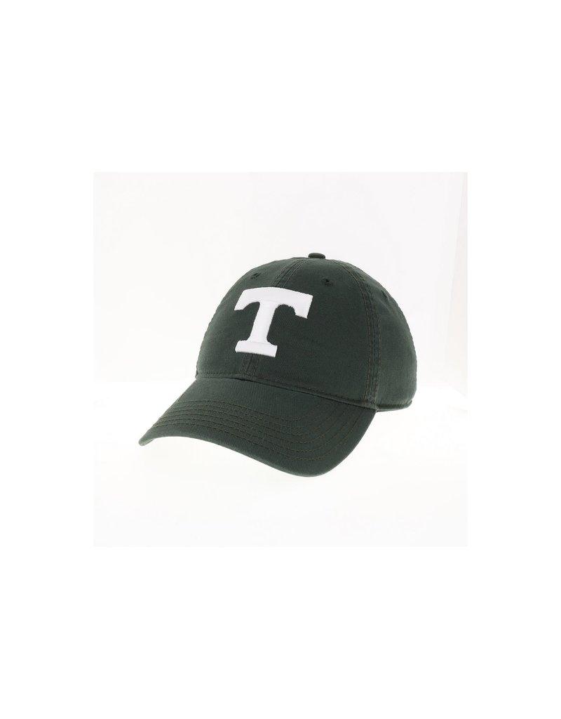 Legacy Athletics Legacy Green Cotton Hat Power T