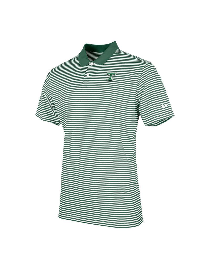 Nike Nike Stripe Green/White Polo